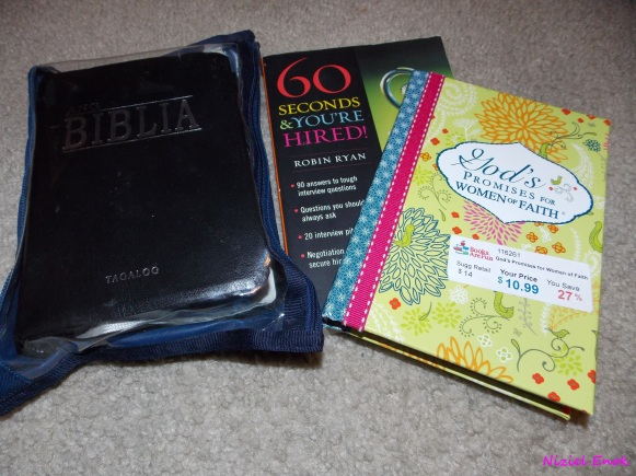 Bible, self-help books